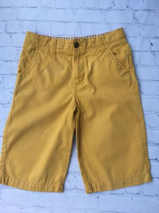 Johnnie B yellow shorts size 26